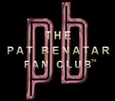 Pat Benatar Fan Club logo
