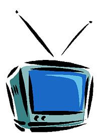 TV clip art
